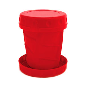 photo: Flatterware Collapsible Cup cup/mug