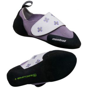 photo: Montrail Girls' Grommet climbing shoe