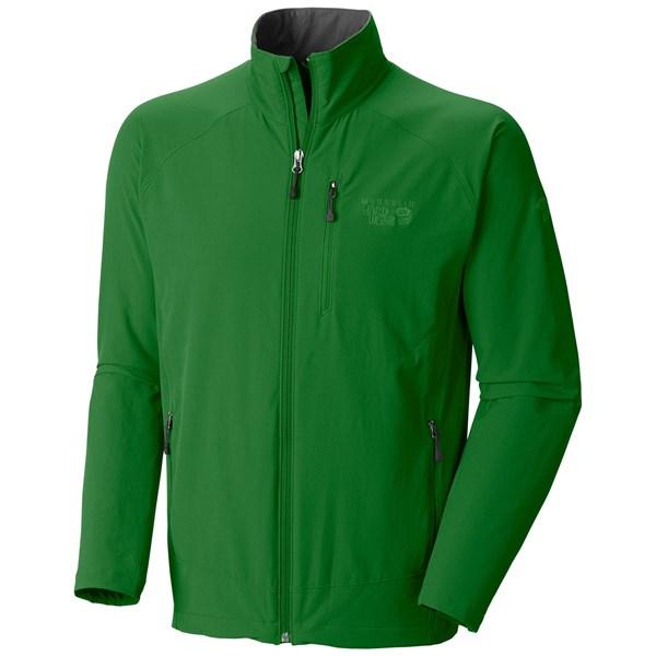 photo: Mountain Hardwear Men's Chockstone Jacket soft shell jacket