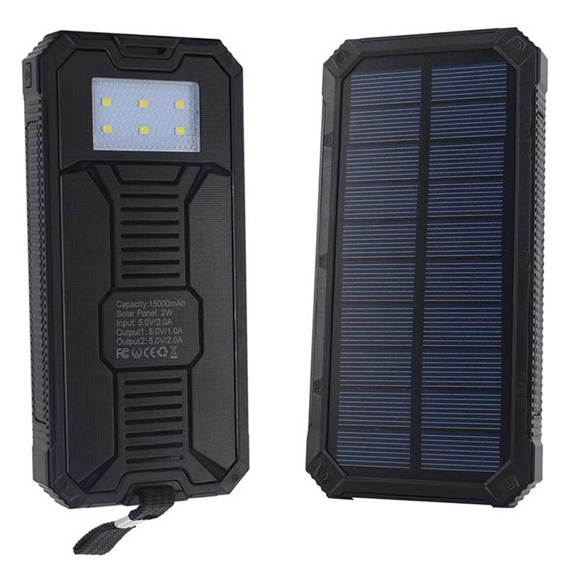 Renogy 15000mAh Solar Power Bank