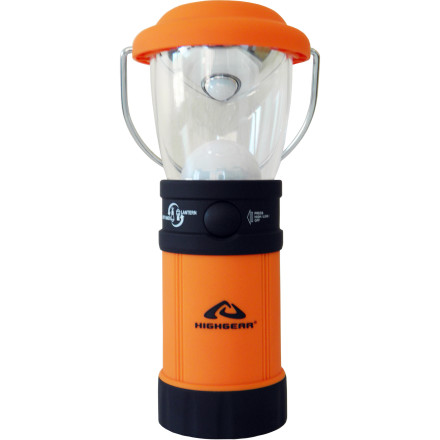 photo: Highgear Smartlite battery-powered lantern