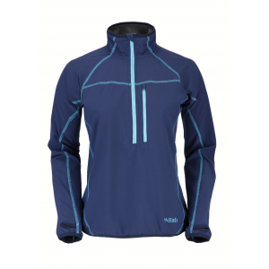 photo: Rab Lunar Pull-On wind shirt