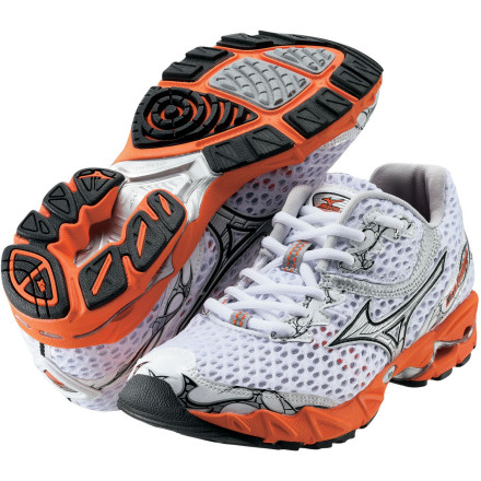 photo: Mizuno Women's Wave Precision 12 trail running shoe