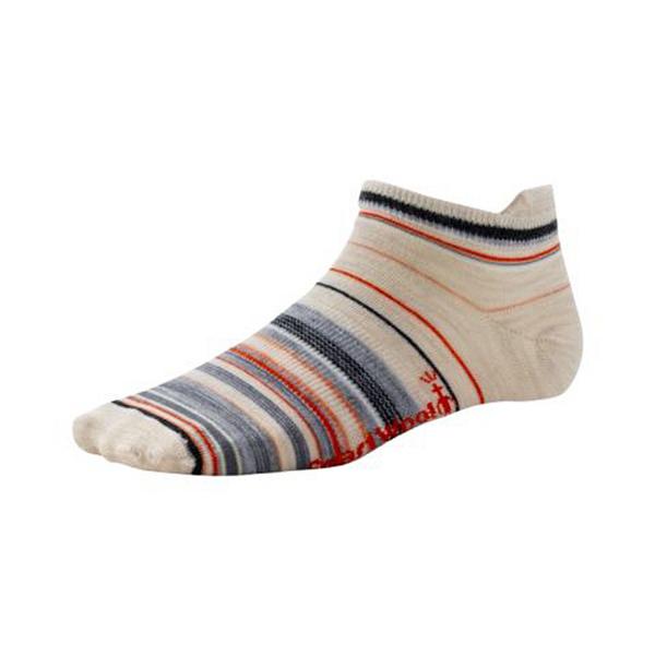 photo: Smartwool Sidekick Stripe Micro Sock sock