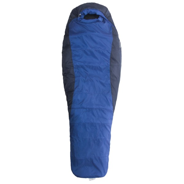 photo: Marmot Wizard 3-season synthetic sleeping bag