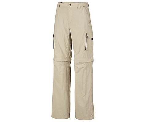 photo: Columbia Boys' Silver Ridge Convertible Pant hiking pant
