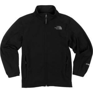 photo: The North Face Boys' Nimble Jacket soft shell jacket