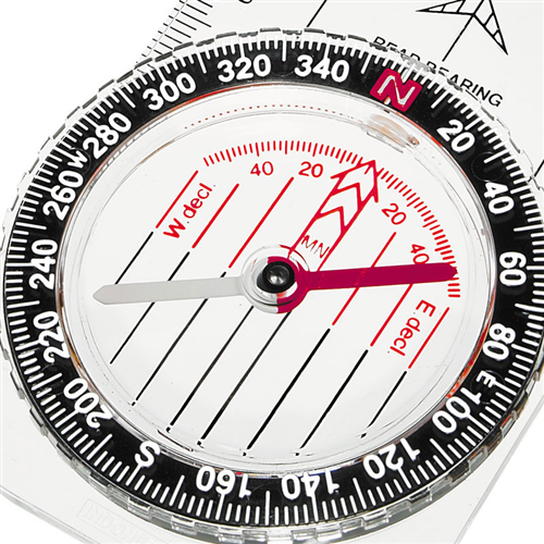 photo: Silva Starter 1-2-3 handheld compass