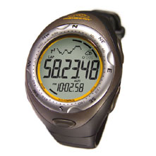 photo: Highgear Axis compass watch