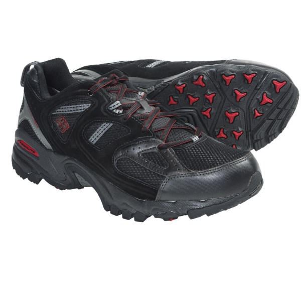 photo: Columbia Men's Wallawalla 2 Low Omni-Tech trail shoe