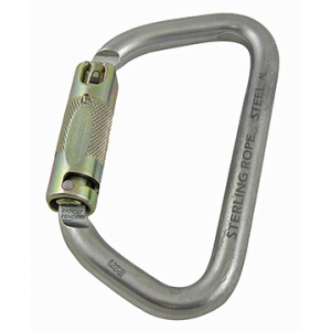 Sterling Rope Steel Autolock Carabiner