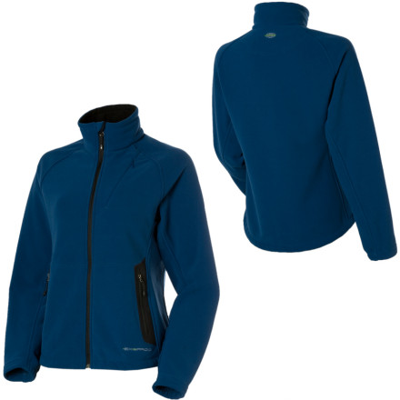 photo: ExOfficio Men's Wind Logic Jacket fleece jacket