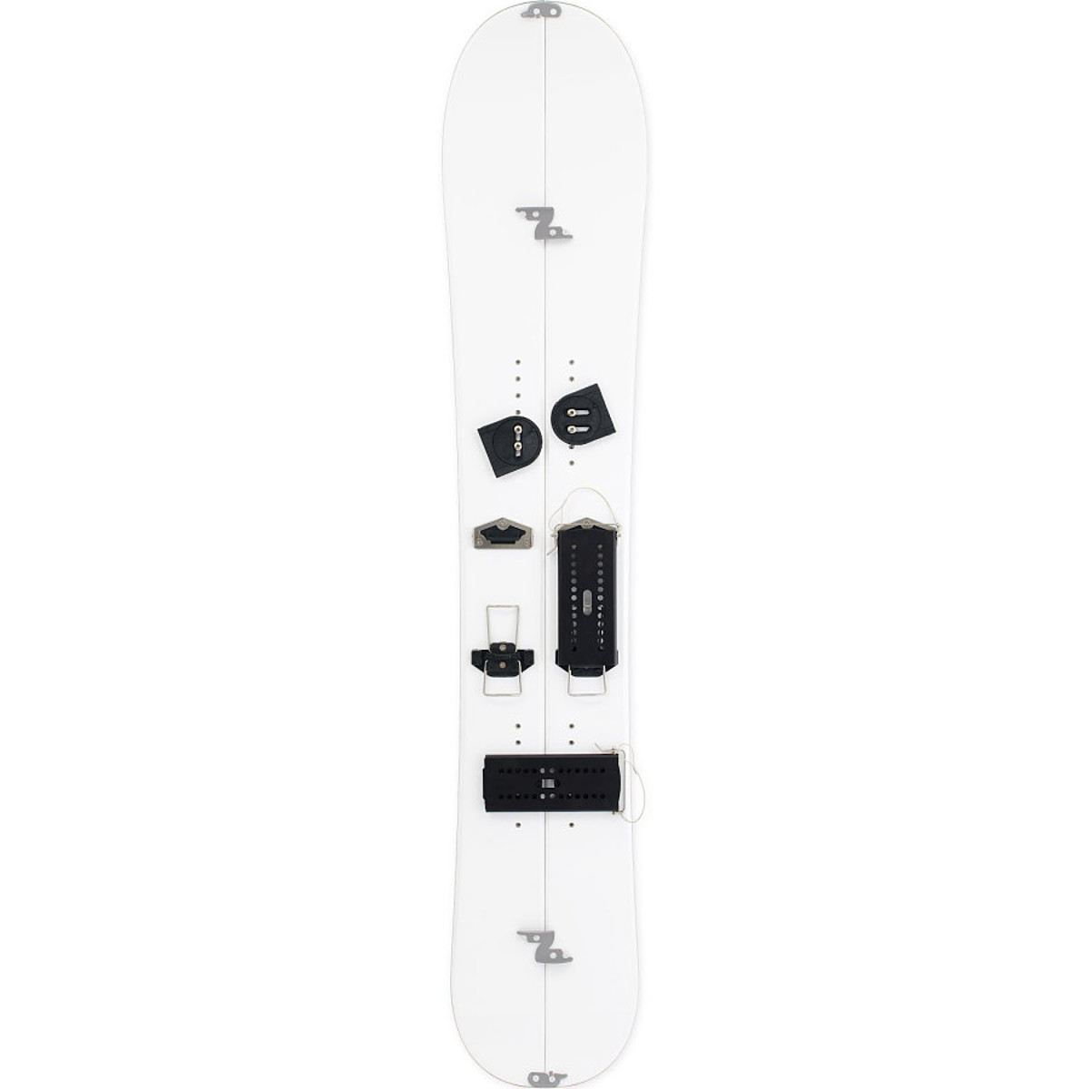 photo: Voile Universal Splitboard Interface splitboard kit