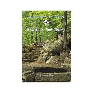 Appalachian Trail Conservancy Appalachian Trail Guide to New York and New Jersey