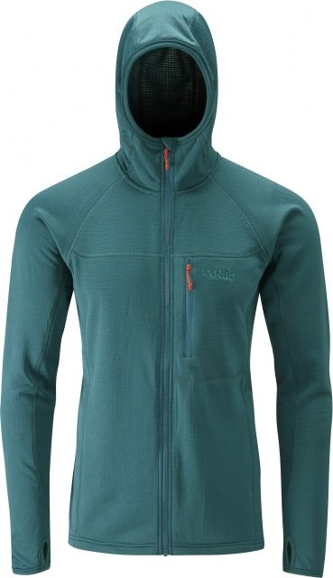 photo: Rab Baseline Jacket fleece jacket