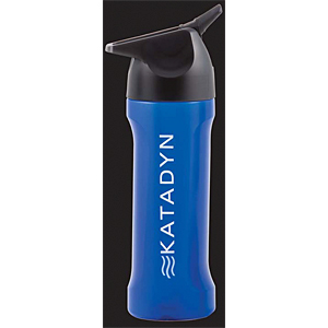 photo: Katadyn MyBottle Purifier bottle/inline water filter