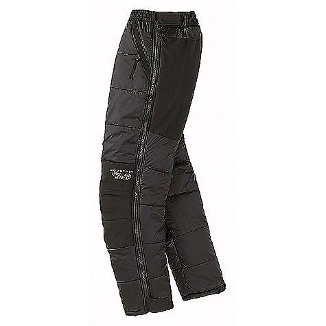 photo: Mountain Hardwear Chugach 3D Pant synthetic insulated pant
