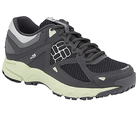 photo: Columbia Women's Ravenous Stability II Outdry trail running shoe