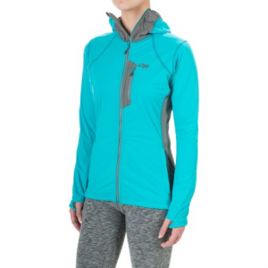 photo: Outdoor Research Women's Centrifuge Jacket fleece jacket