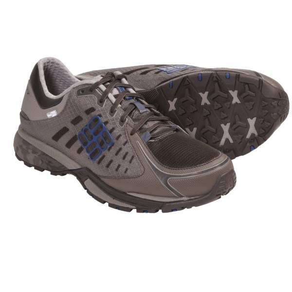 photo: Columbia Peakfreak Low Outdry trail running shoe