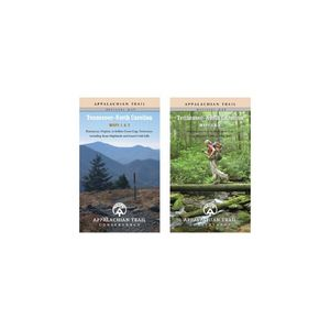 Appalachian Trail Conservancy Appalachian Trail Guide to Tennessee and North Carolina