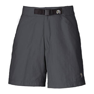 photo: Mountain Hardwear Women's Canyon Short hiking short