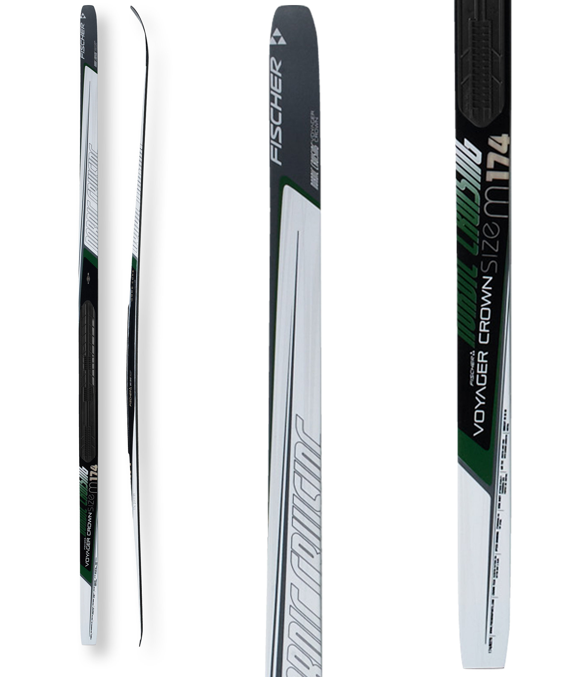 photo: Fischer Voyager NIS Touring nordic touring ski