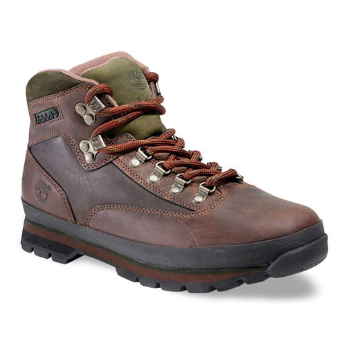 photo: Timberland Men's Euro Hiker hiking boot