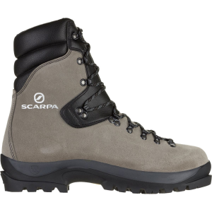 photo: Scarpa Fuego mountaineering boot