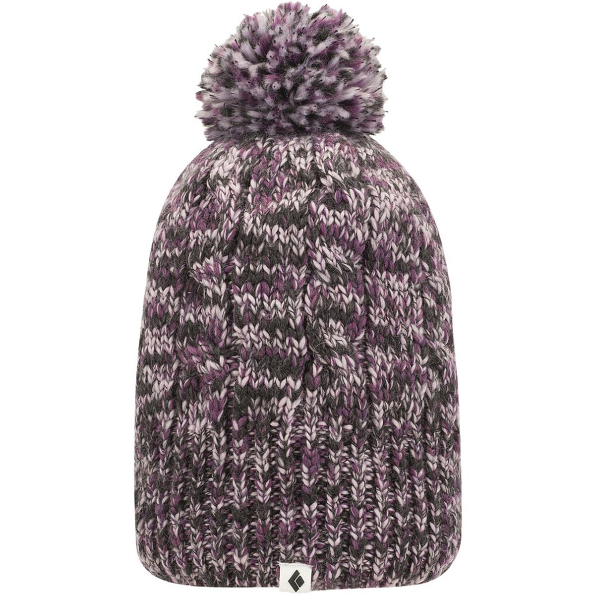 photo: Black Diamond Tara Wool Pom Beanie winter hat