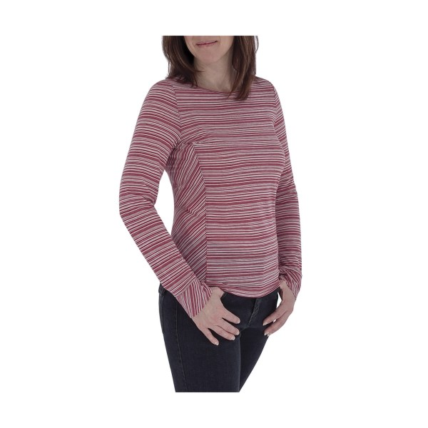 Royal Robbins Sandstone Stripe Crew Long Sleeve