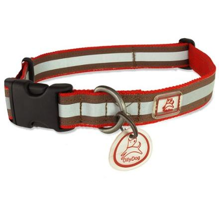 photo: OllyDog Nightlife II Collar dog collar