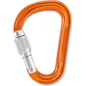 photo: Petzl Attache 3D locking carabiner
