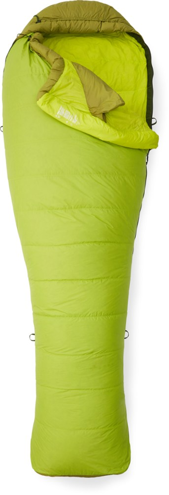 photo: Marmot Never Winter 3-season down sleeping bag