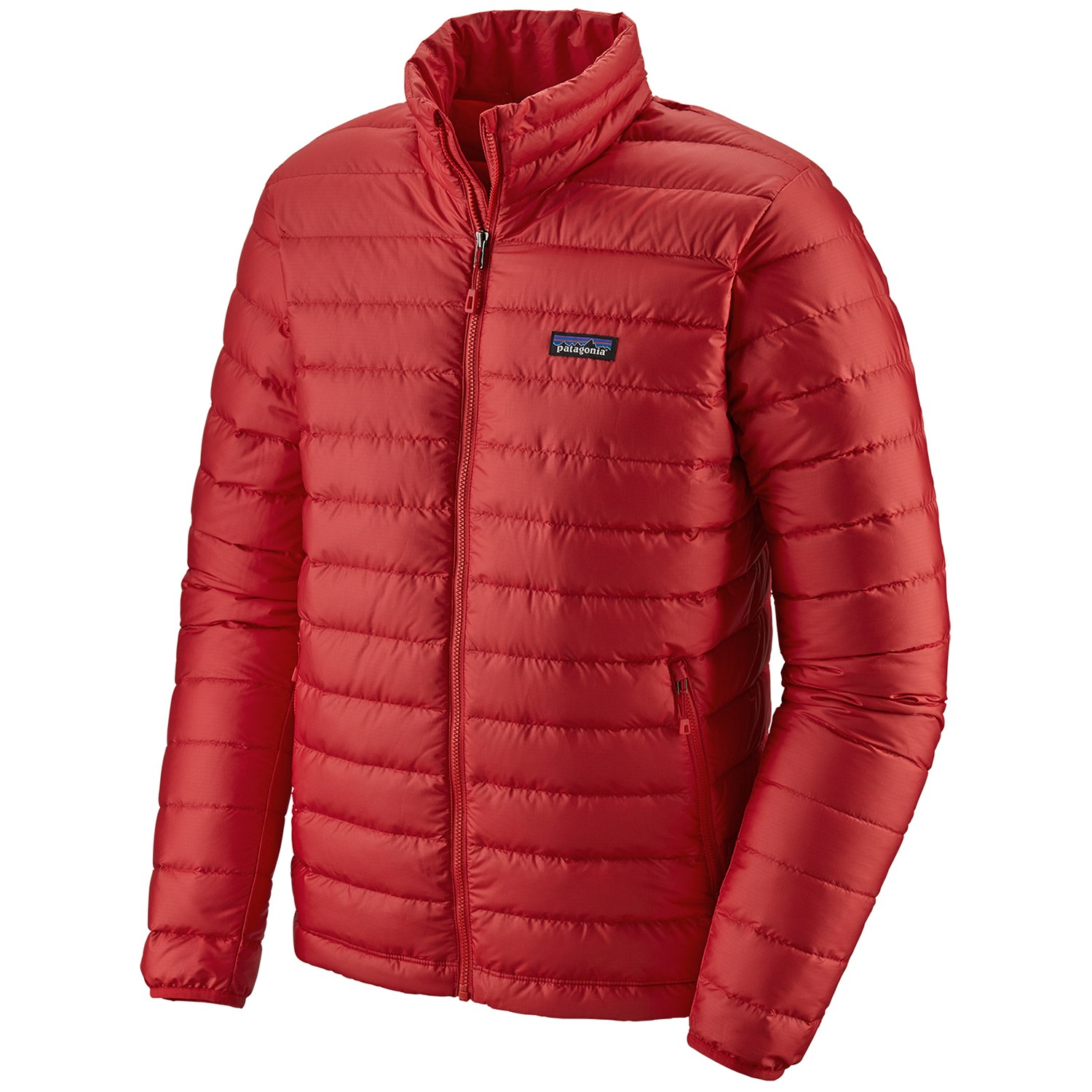 photo: Patagonia Men's Down Sweater down insulated jacket