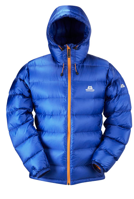 photo: Mountain Equipment Hooded Xero Jacket down insulated jacket