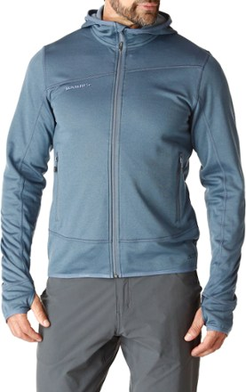 photo: Mammut Borah Hoodie Jacket fleece jacket