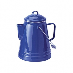 GSI Outdoors Enamelware 36 Cup Coffee Boiler