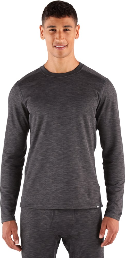 REI Midweight Base Layer Crew