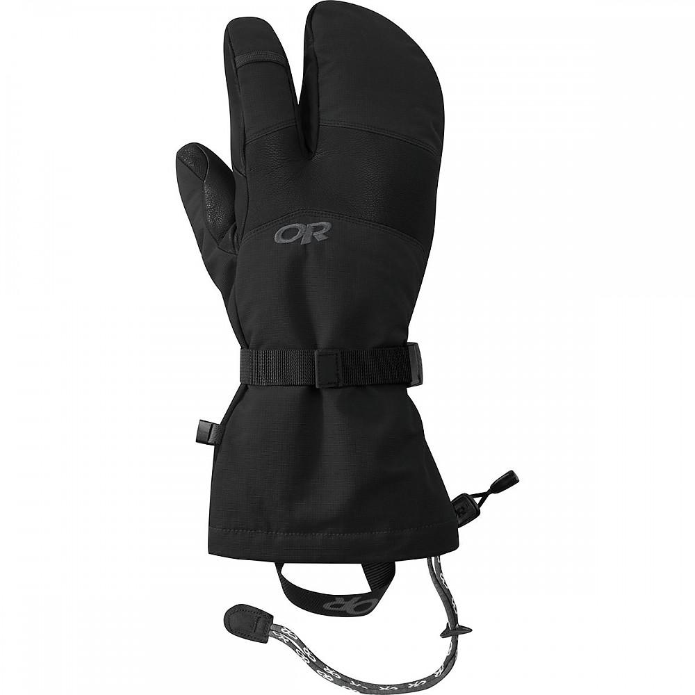 photo: Outdoor Research Highcamp 3-Finger Gloves glove/mitten