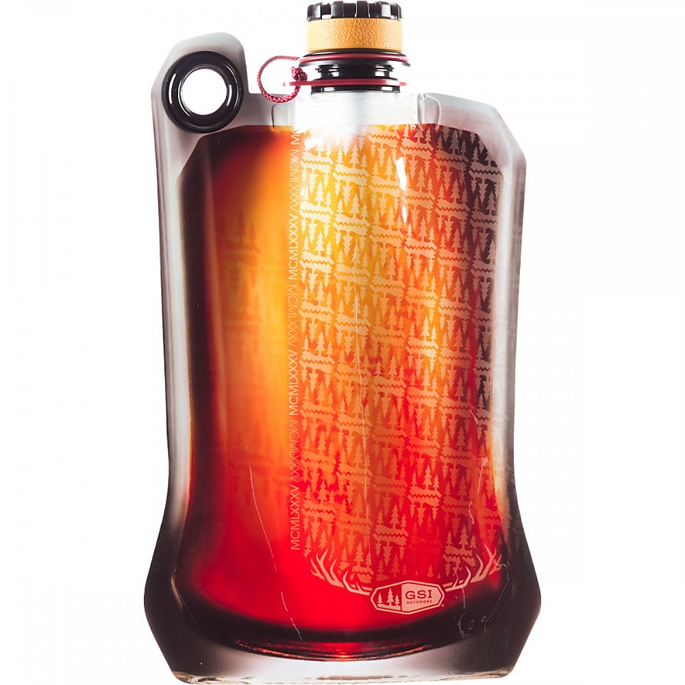 photo: GSI Outdoors Highland Fifth Flask water bottle