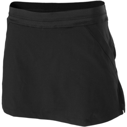 photo: prAna Crissy Skort running skirt
