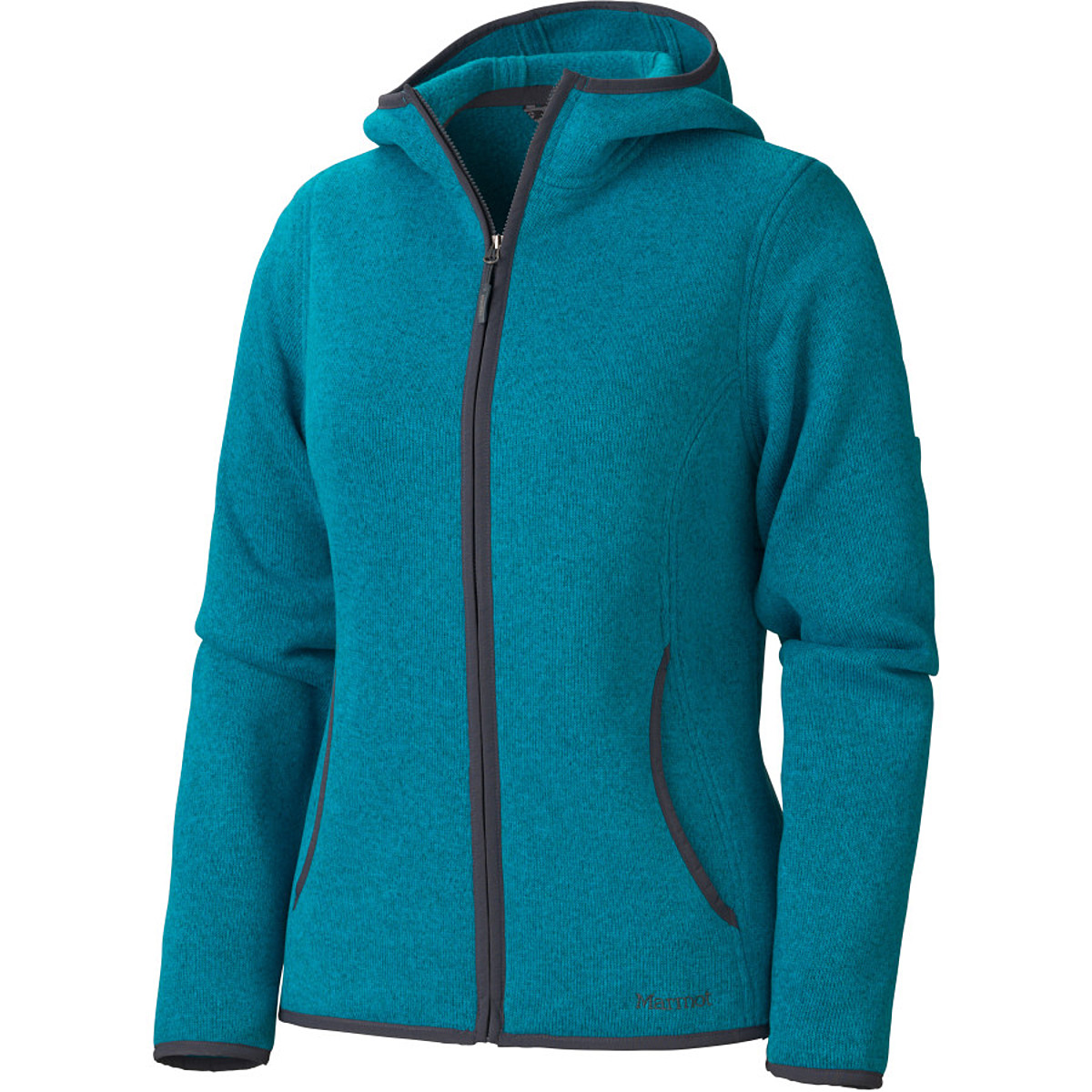 photo: Marmot Women's Norhiem Jacket fleece jacket