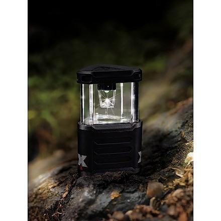 photo: Coleman CR123A Lithium Pack-Away Lantern battery-powered lantern