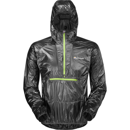 photo: Montane Slipstream GL Smock wind shirt