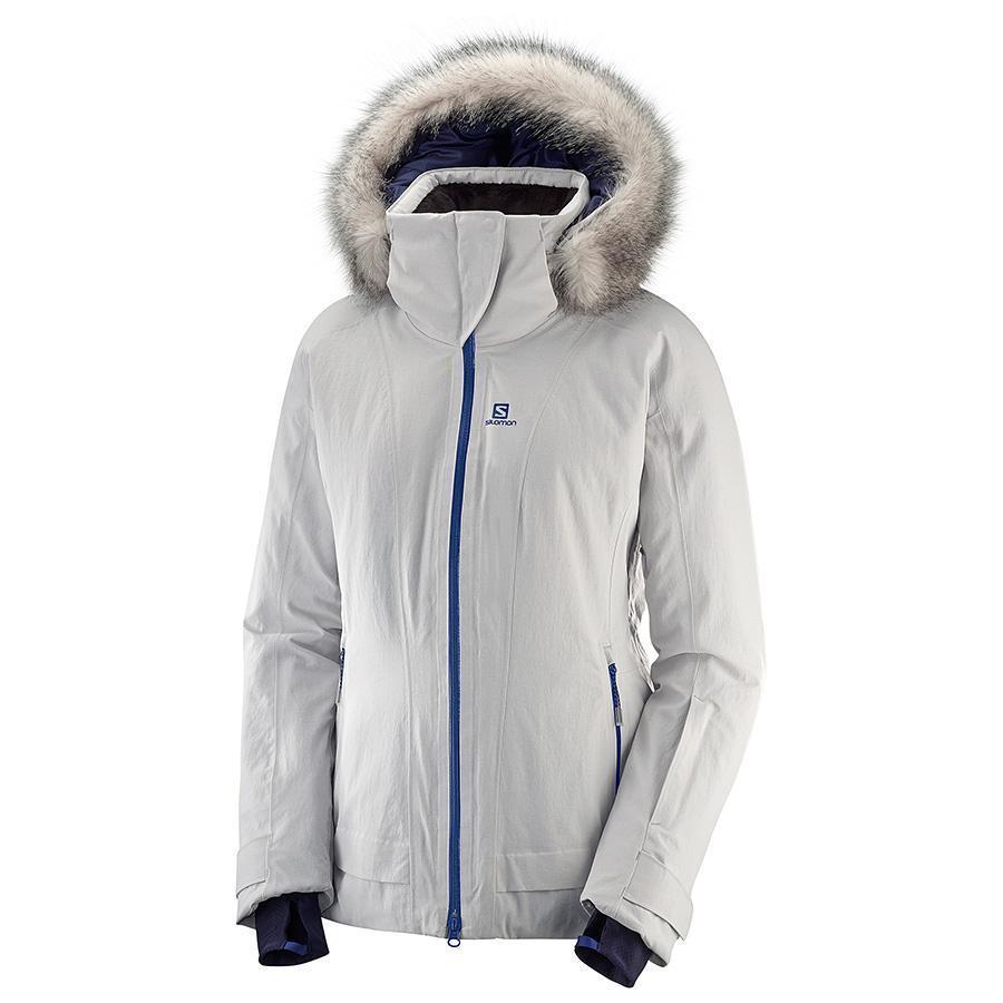 photo: Salomon Weekend+ Jacket snowsport jacket