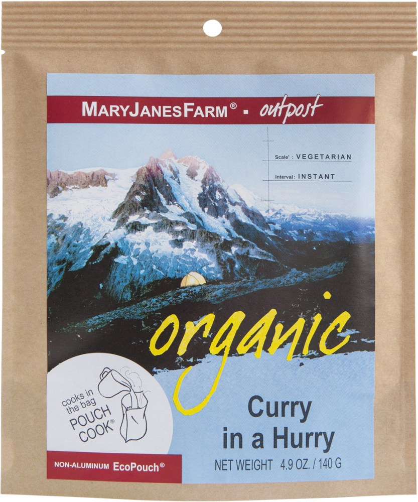Mary Janes Farm Organic Curry in a Hurry