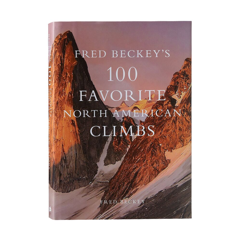 photo: Patagonia 100 Favorite North American Climbs climbing book