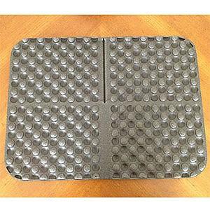photo: Dutchware Folding Sit Pad closed-cell foam sleeping pad