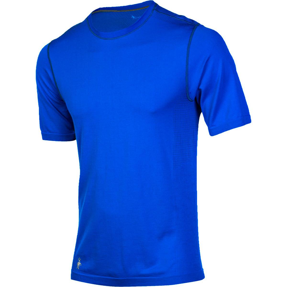 photo: Smartwool PhD Run Short Sleeve Top short sleeve performance top